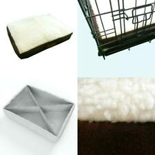 Pet Bed To Fit Small, Medium, Large, Xl Or Xll Dog Cage By Ellie-Bo (117X75X10Cm