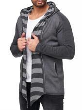 Gestreifte Herren-Pullover & -Strickware mit Stehkragen L
