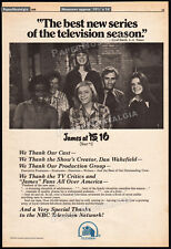 JAMES AT 15/16__Orig. 1978 Trade AD / poster_TV promo__LANCE KERWIN_KIM RICHARDS