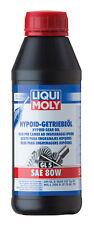 LIQUI MOLY 1402 Hypoid-Getriebeöl (GL5) SAE 80W 500ml