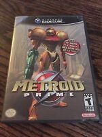 Metroid Prime Nintendo GameCube Game Works Great Nice G1