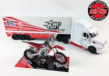 Caña De Chad 22 Deportes motor SET Honda CRF450 Motocross / 1:32 Carro Carrera