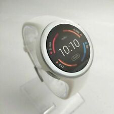 Motorola Moto 360 2nd Generation Sport Smartwatch with silicone Band 45mm