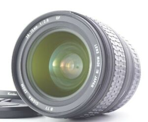 Near MINT SIGMA EX DF Aspherical 28-70mm f/2.8 D ZOOM Lens For Nikon From JAPAN