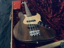 Cohnway All Rosewood Jazz Bass w/ Fender Deluxe Hard Case