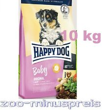 Happy Dog BABY Original 10kg. Wie gemacht für die 1. Lebensphase ehem. BABY15 kg
