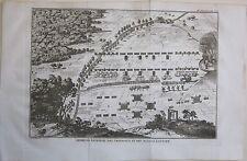 1774 BATAILLE DE LUTZEN (1632) Histoire Polybe Battle Lützen Thirty Years' War