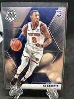 RJ Barrett Rookie Card RC Panini Mosaic 2019-20 New York Knicks