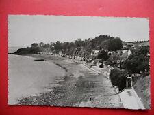 SAINT-BRIEUC  :  La Plage de St-Laurent........VO.1955.