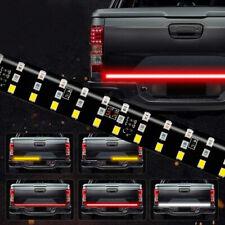 3 in 1 Pickup Rear Bumper Tailgate Brake Reverse Signal Light Strip Accessories