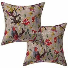 Abstract Ethnic Sofa PillowCase Cover Embroidery Decorative Pillow Cover Throw
