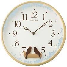 Seiko QXC237Z - Wanduhr - Pendeluhr - Uhren Neu