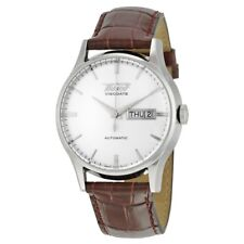 Tissot Heritage Visodate Automatic Silver Tone Men's Watch T019.430.16.031.01