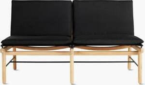 Authentic DWR Exclusive Finn Two-Seater Sofa   Design Within Reach