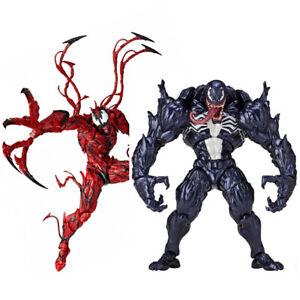 Amazing Yamaguchi Venom Superhero Action Figure Collection Model Toy Kids Gift