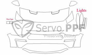 PreCut Ventureshield Ultra by 3M Clear Bra for 18+ Ford Mustang (GT, EcoBoost)