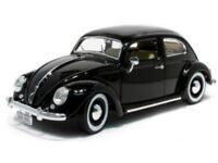 BBurago VW Käfer 1200 schwarz 1955 1:18 limitiert 1/1000