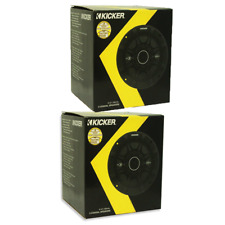 """2) Pairs Kicker 41DSC674 6-3/4"""" 6.75"""" 2-Way Car Stereo Speakers DSC67 480 Watts!"""
