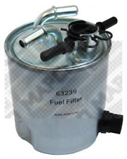 Kraftstofffilter MAPCO 63239 für NISSAN