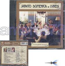 SABATO DOMENICA LUNEDI CD OST 1990 - SOPHIA LOREN ALESSANDRA MUSSOLINI NCCP