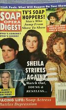 LOT OF 1  SOAP OPERA DIGEST 11/09/1993  VINTAGE SOAPS FROM THAT YEAR!!