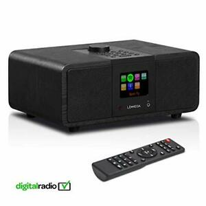 M3i DAB/DAB+/FM Radio with Bluetooth, Internet Radio, Spotify,USB MP3,Presets...