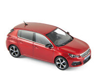 NOREV 473815 - Peugeot 308 GT 2017 Ultimate Red 1/43