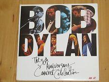 2x Laserdisc - Bob Dylan The 30th Anniversary Concert Celebration Clapton Vedder