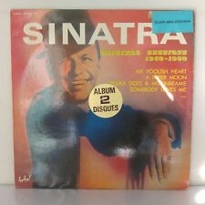 "Frank Sinatra ‎– Original Sessions 1940 - 1950 (2 x Vinyl 12"", LP, Compilation)"