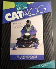 1995 Arctic Cat Snowmobile Clothing & Accessories Sales Brochure Catalog (632)