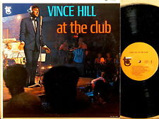 TOWER (Capitol) Vince Hill AT THE CLUB Original Mono T-5064 VG+/EX