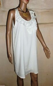 Kleid GAT RIMON Größe 3 Modell Garance 80%Baumwolle 20% Top Zustand Peu Halter