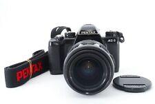 Pentax MZ-3 35mm SLR Film Camera Black Body + FA smc power 28-105mm f/4-5.6 lens