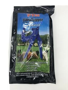 Ultra Tagger Plus Ear Tagger Y-tex Fly Tags Visual Cattle Cow Identification
