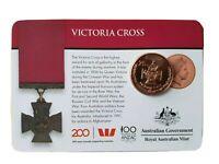 Australia 2017 20 cents Distinguished Service Cross UNC