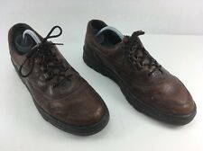 Men's MEPHISTO 'Match' Brown Leather Oxfords Size US 8.5 Eur 8