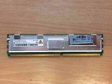 Qimonda Server RAM 1GB (2x512MB) 1Rx8 PC2-5300F-555-11-AO pair