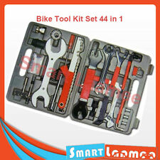 44 PCS Universal Bike Repair Tool Kit Set Bike Cycling Maintenance Hand Wrench