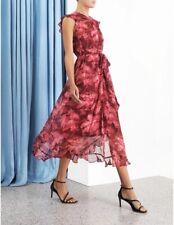 Zimmermann Ladybeetle Twist Flutter Dress
