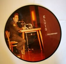 ELVIS PRESLEY - SOLDIER BOY - PICTURE DISC LIMITED EDITION F. SINATRA DUET -NEW