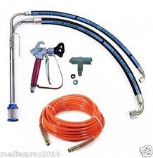 Kit accessori AIRLESS per aspirazione tempere