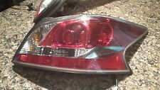 Tail Light Assembly Certified Right OEM original used fits 2013 Nissan Altima
