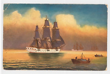 204-BOATS & SHIPS -NETHERLANDS -