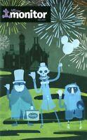 Haunted Mansion & Halloween Issue - Mickey Monitor Disney Passholder Newsletter