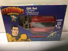 Vintage ViewMaster Centurions Gift Set Vintage Action Figure RARE 80s TV Toys