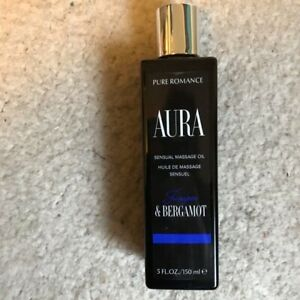 Sensual Massage Oil Pure Romance Aura