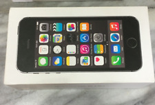 Apple iPhone 5S Space Grey  16G  genuine box and packaging inserts  only