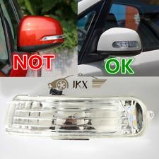 For Suzuki SX SX4 2009-2016 Left LED k Rear View Mirror Trun Light Signal Lamp