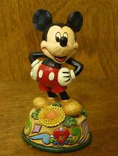 Jim Shore Disney Traditions  #4033968 MICKEY MOUSE NOVEMBER BIRTHDAY, Enesco NIB