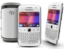 BLACKBERRY 9360 CURVE White Qwerty Keyboard 800mhz Os 7 Smartphone + Free Gifts
